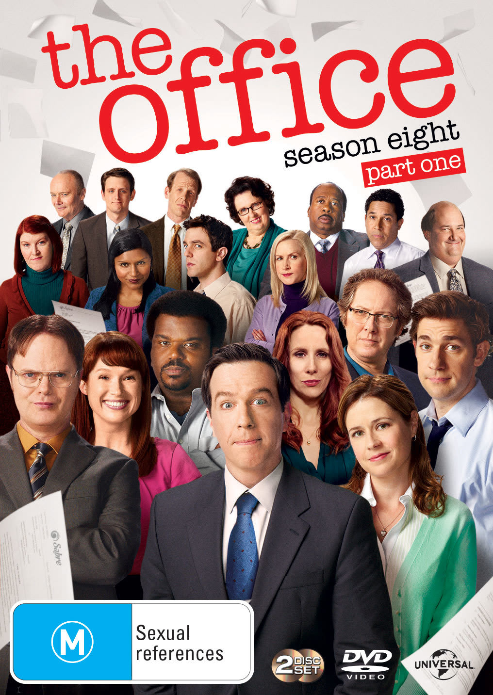 The Office - An American Workplace: Season Eight, Part One [DVD]