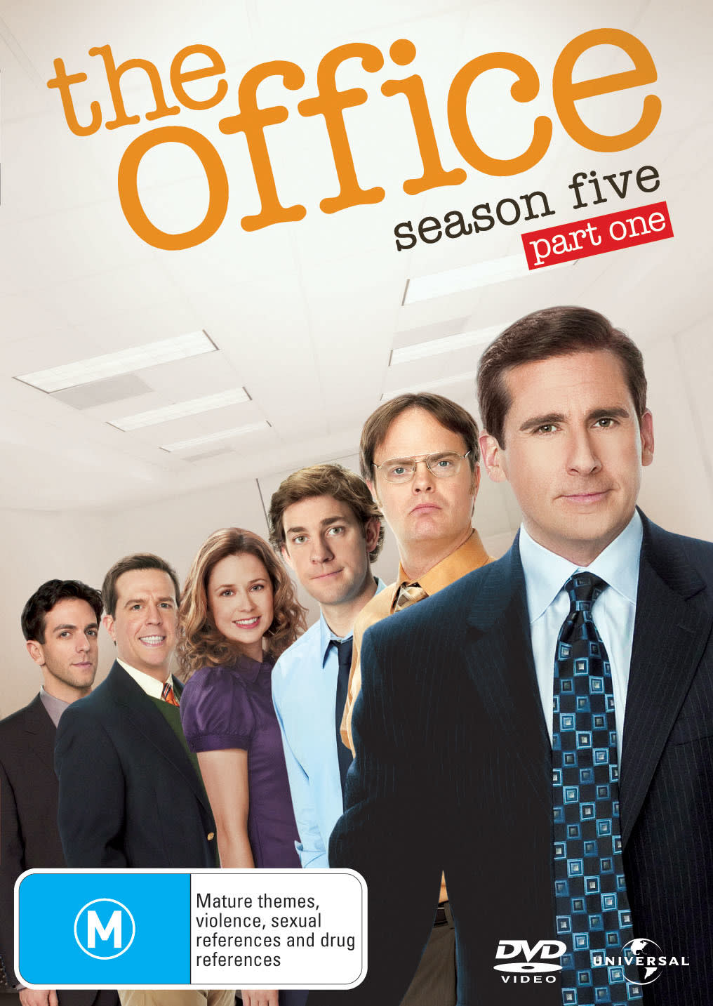 The Office - An American Workplace: Season Five, Part One [DVD]