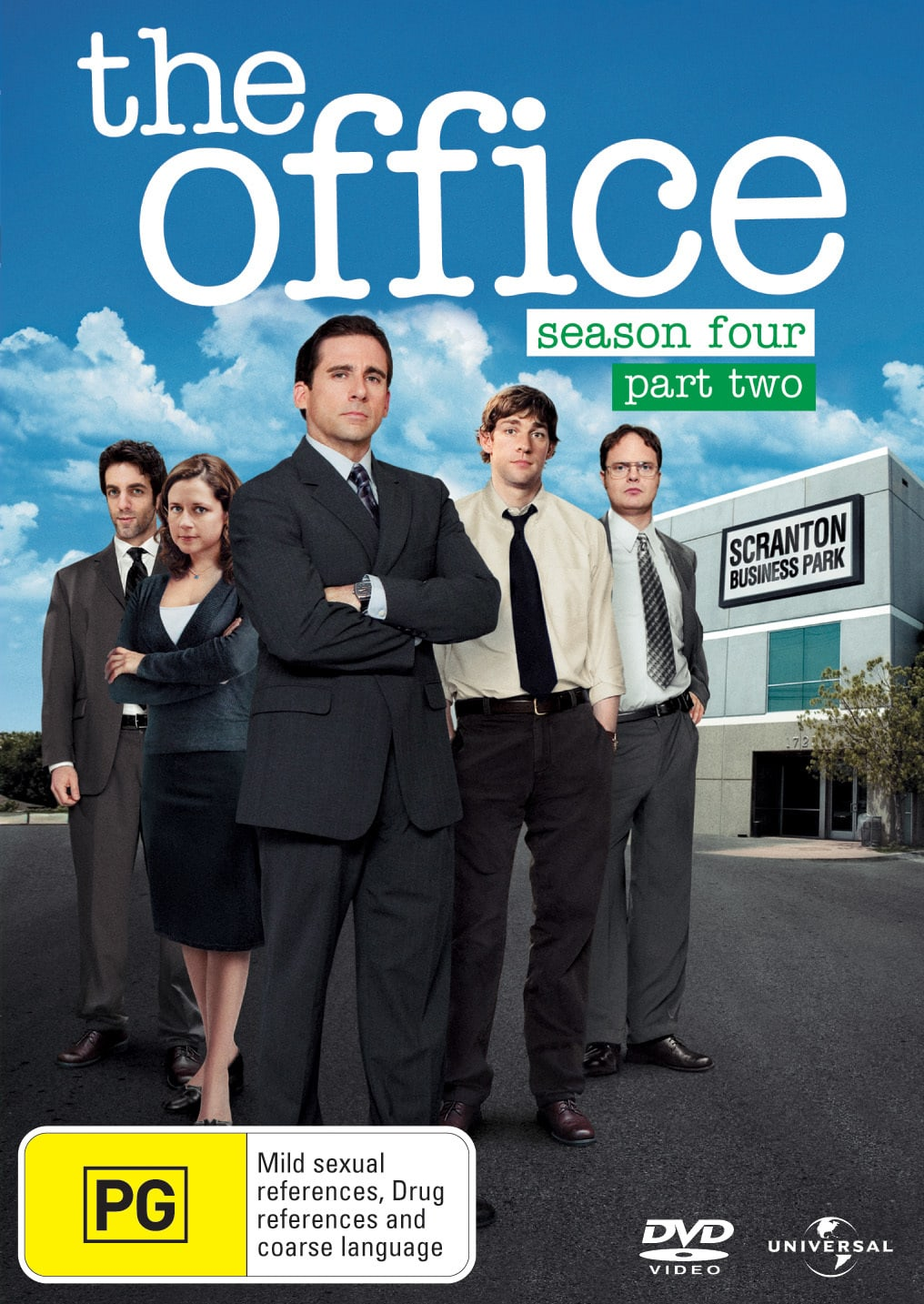 The Office - An American Workplace: Season Four, Part Two [DVD]