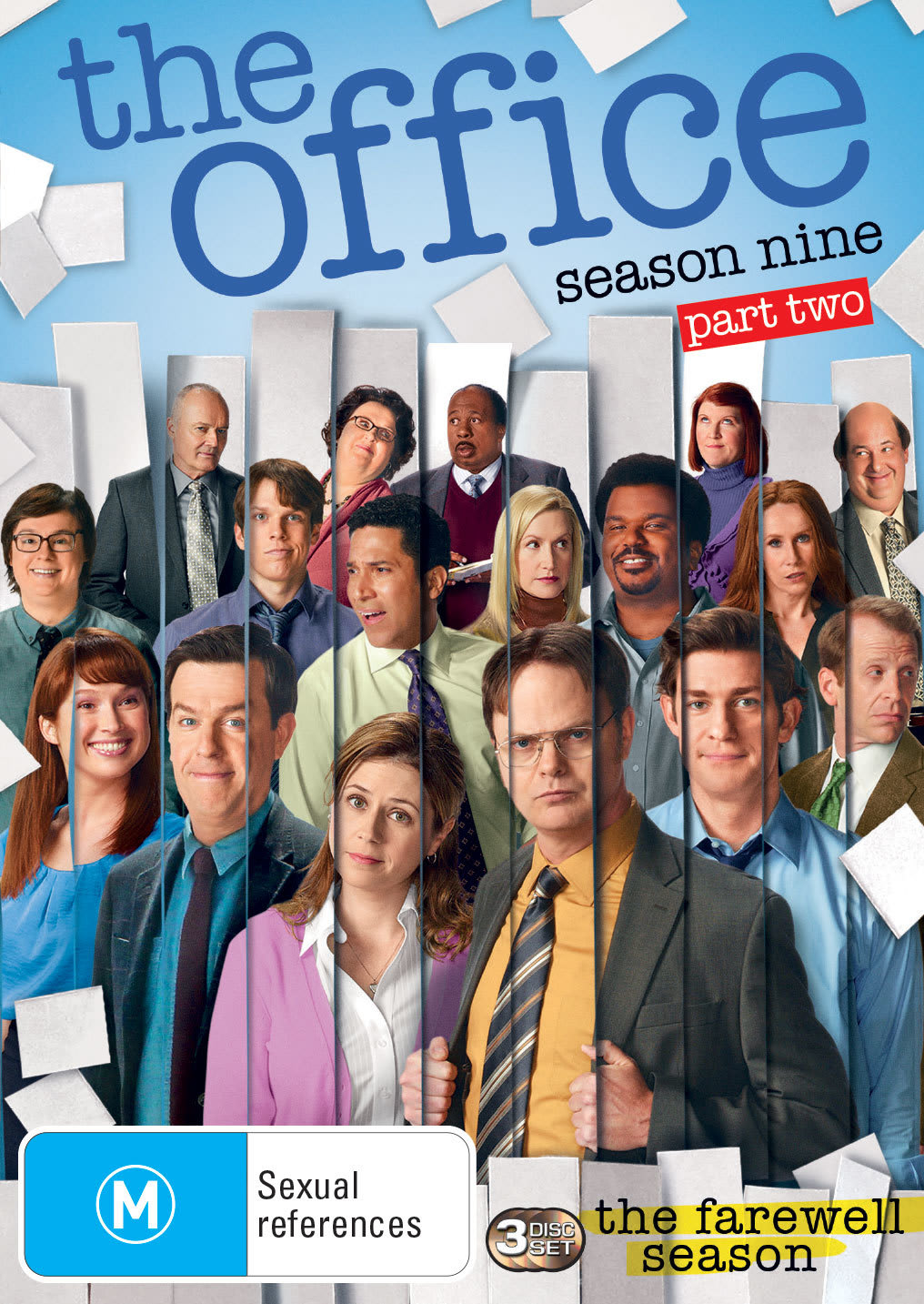 The Office - An American Workplace: Season Nine, Part Two [DVD]
