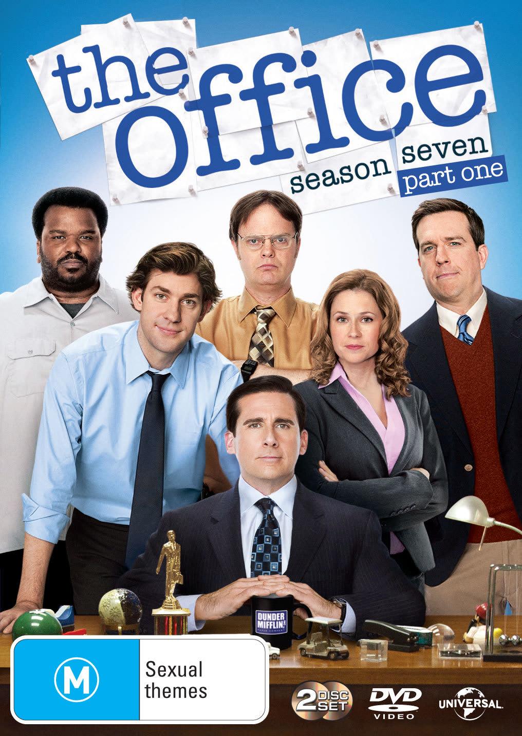 The Office - An American Workplace: Season Seven, Part One [DVD]