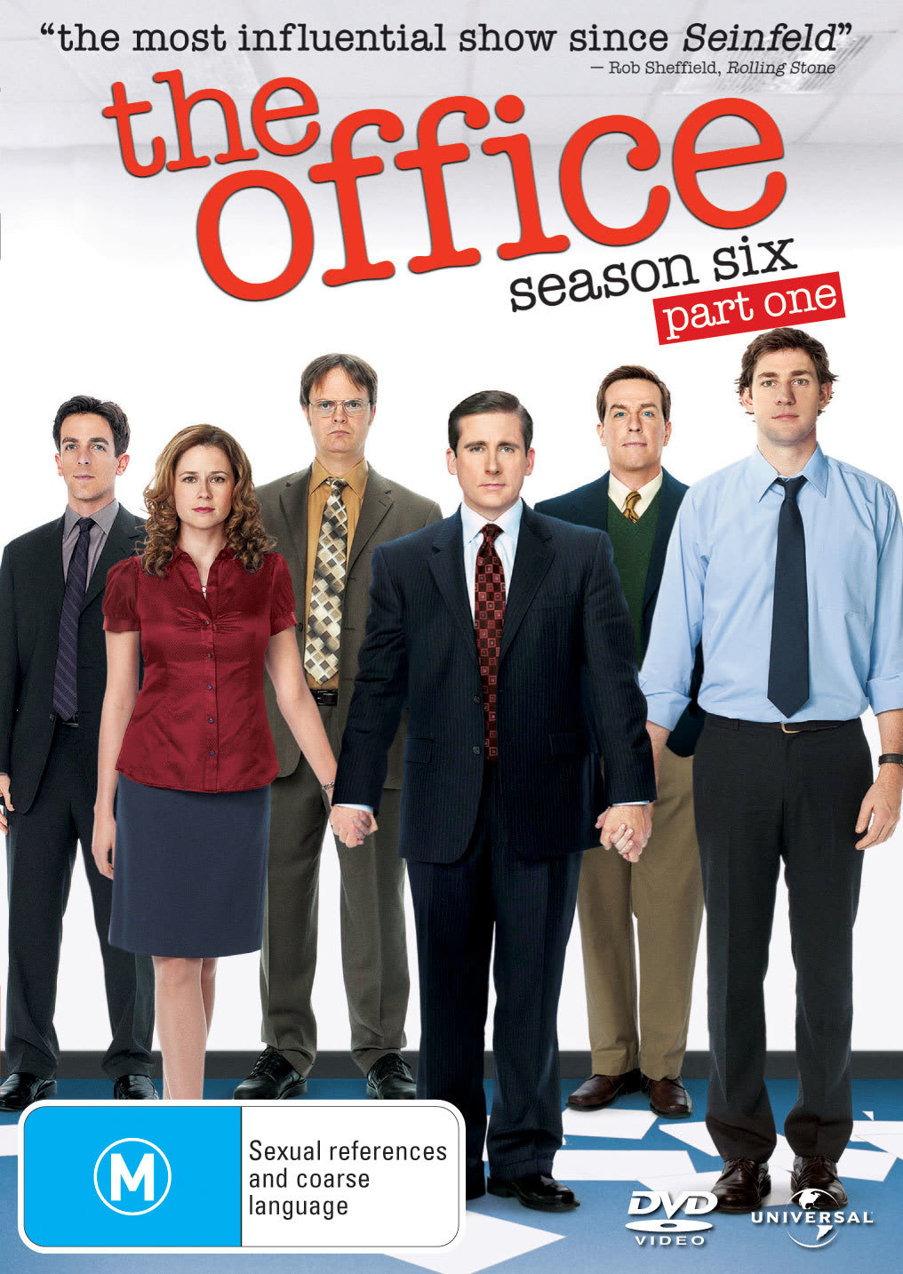 The Office - An American Workplace: Season Six, Part One [DVD]