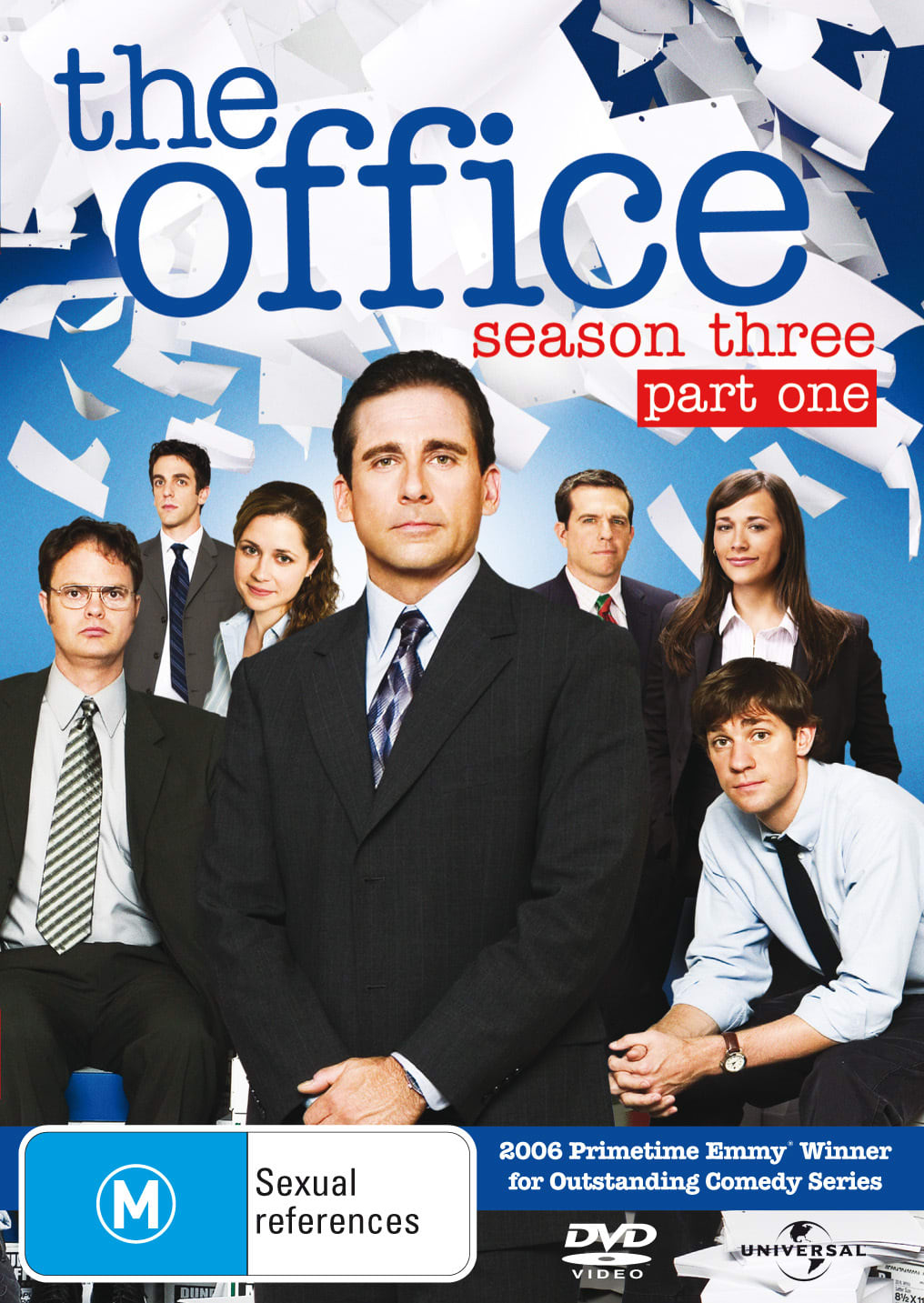 The Office - An American Workplace: Season Three, Part One [DVD]