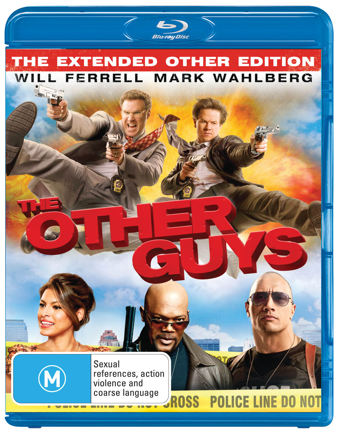 The Other Guys [Blu-ray]