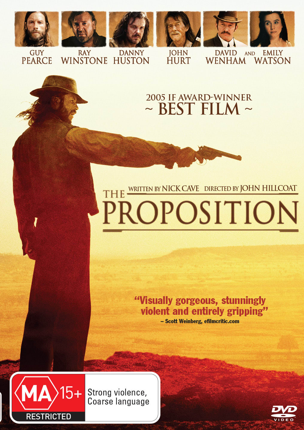 The Proposition [DVD]