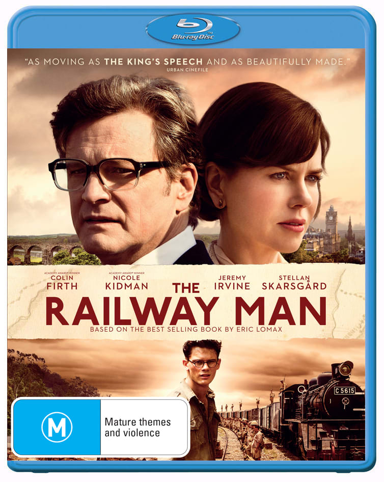 The Railway Man [Blu-ray]