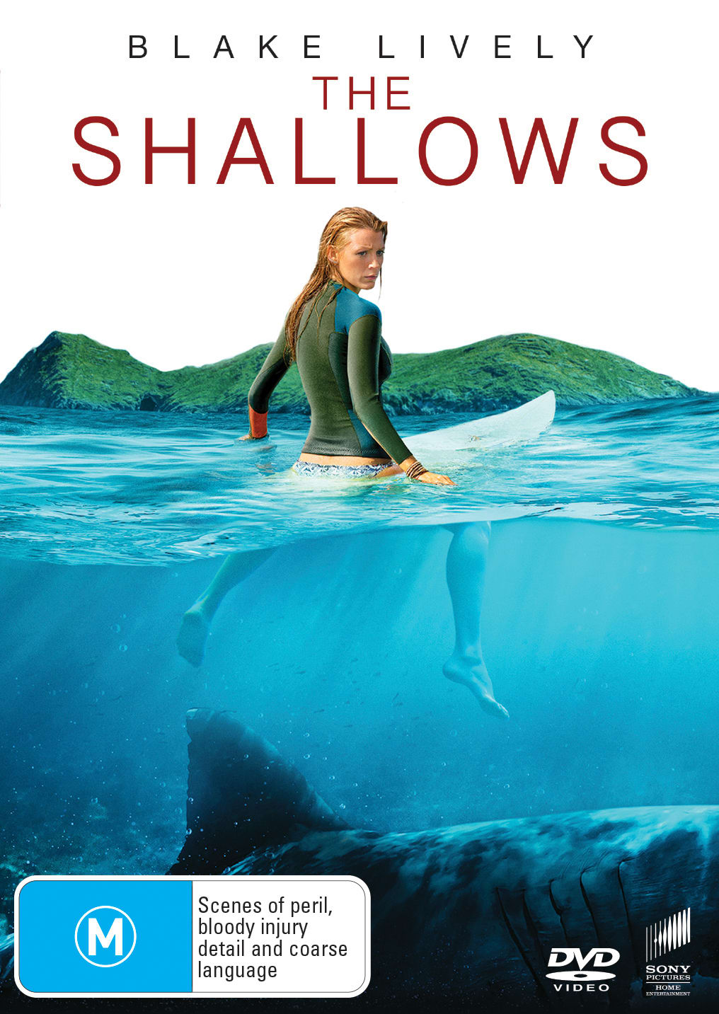 The Shallows [DVD]