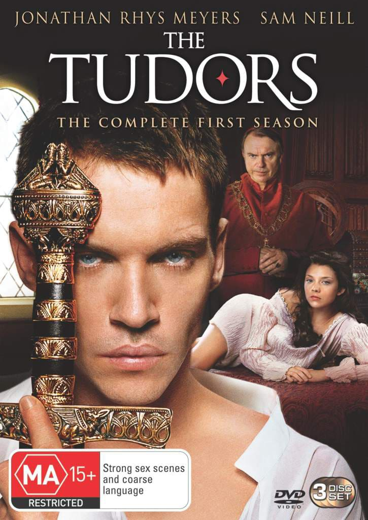 The Tudors: The Complete First Season [DVD]