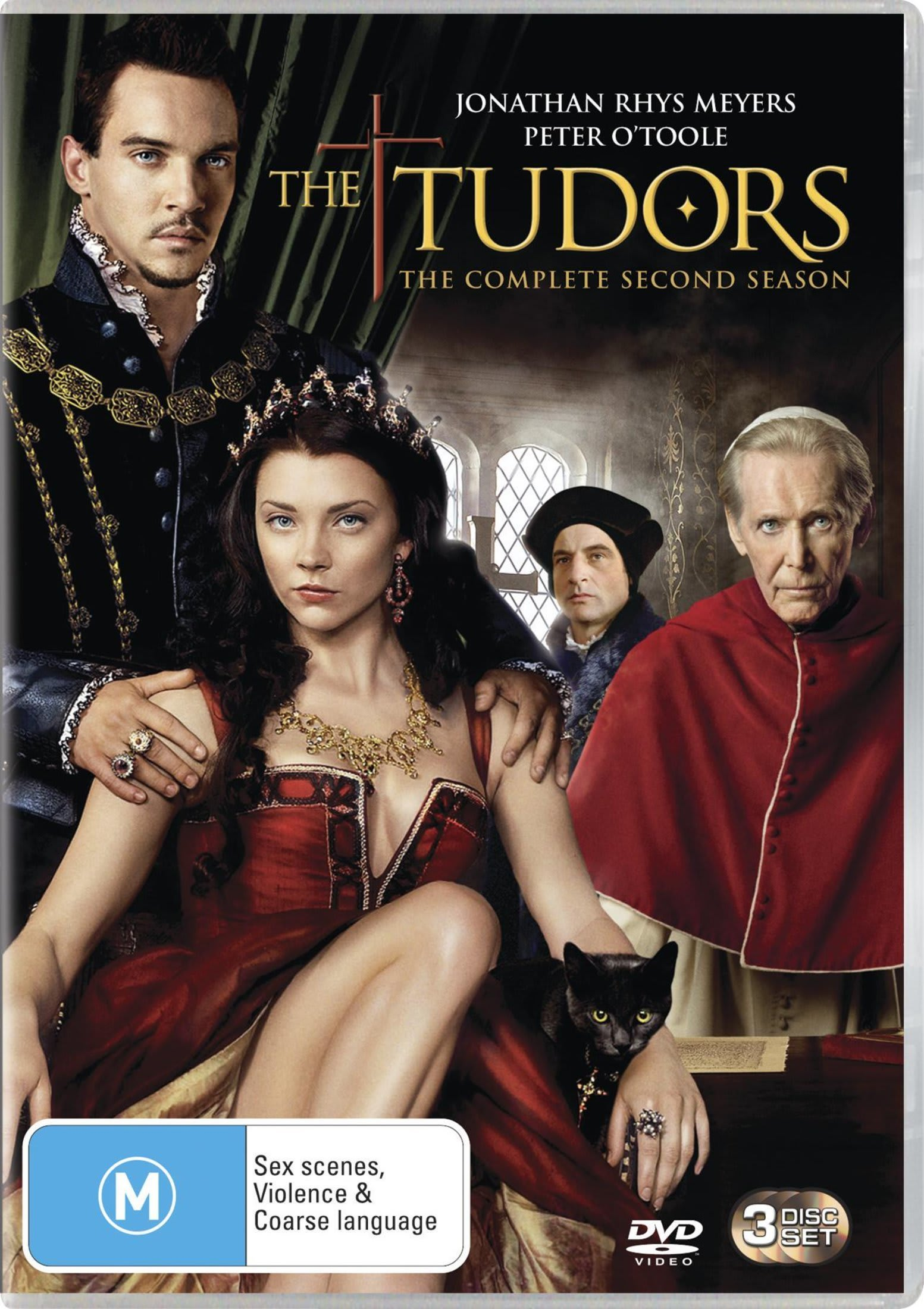 The Tudors: Season 2 [DVD]