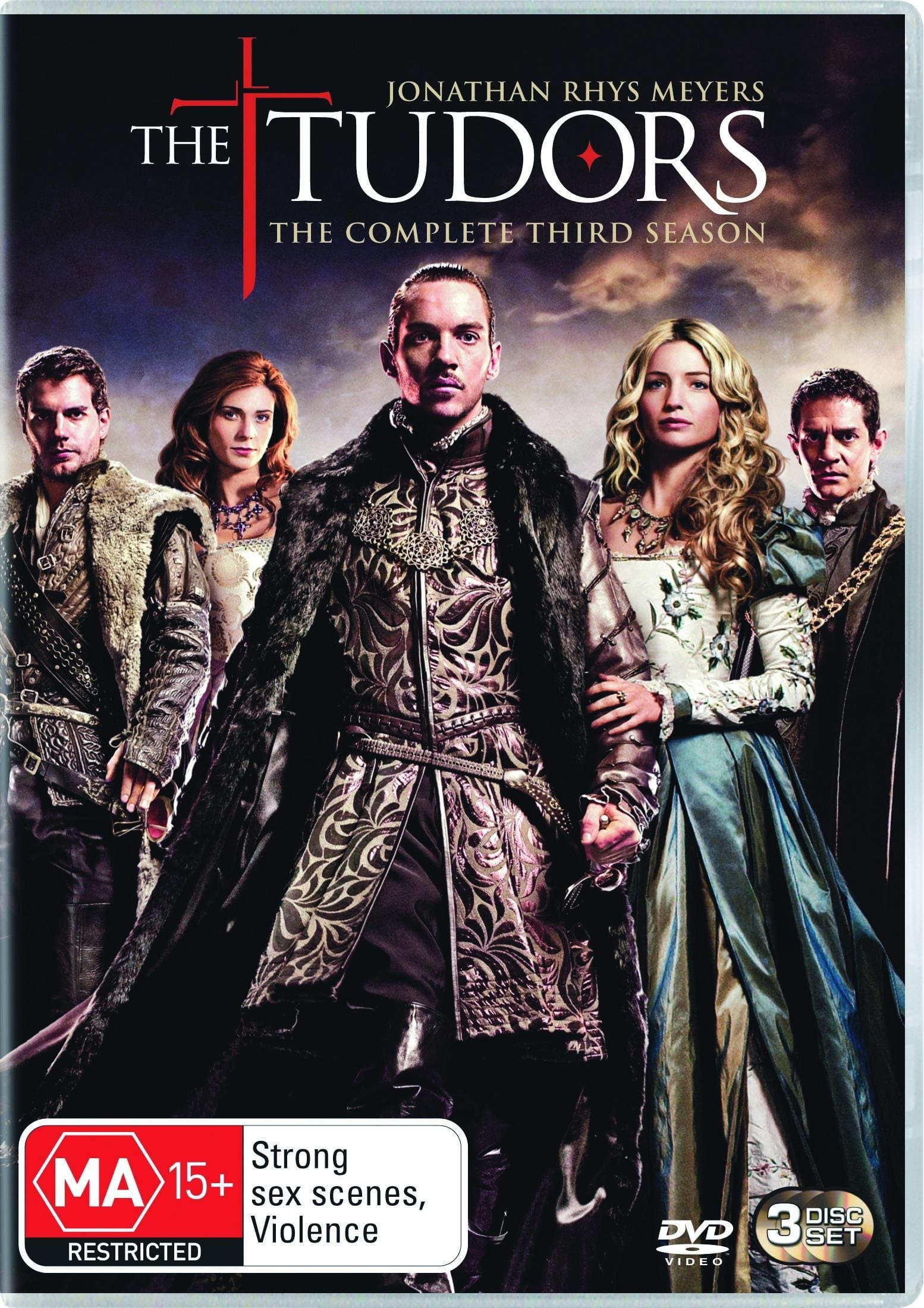 The Tudors: Season 3 [DVD]