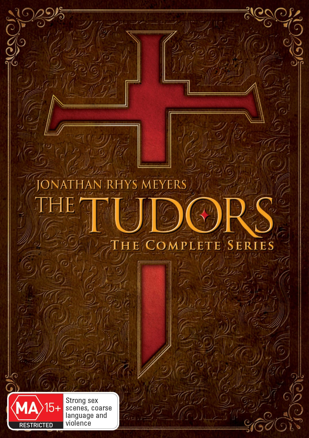 The Tudors: The Complete Series [DVD]