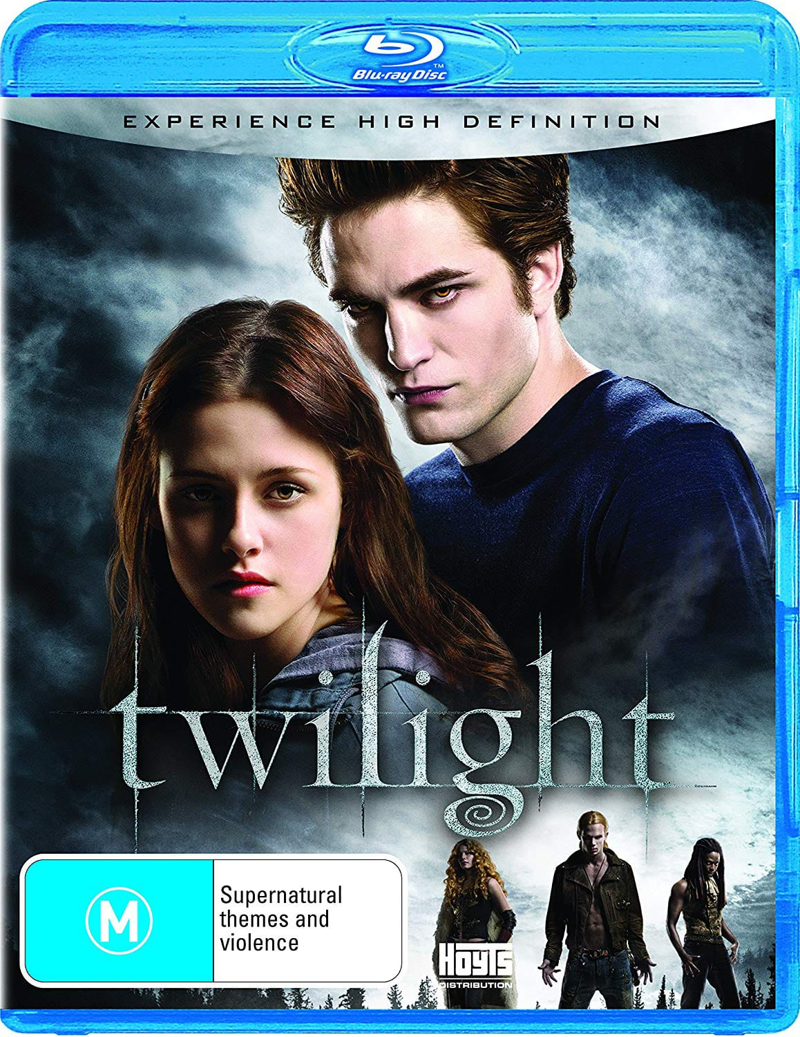 The Twilight Saga: Twilight [Blu-ray]