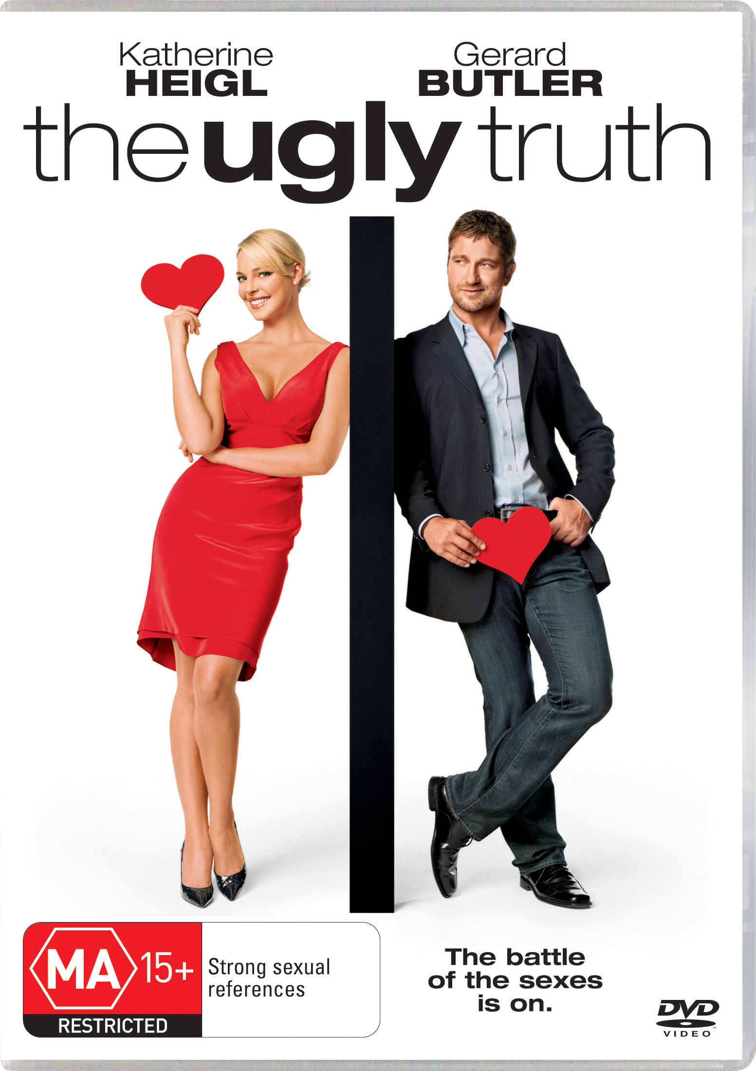 The Ugly Truth [DVD]