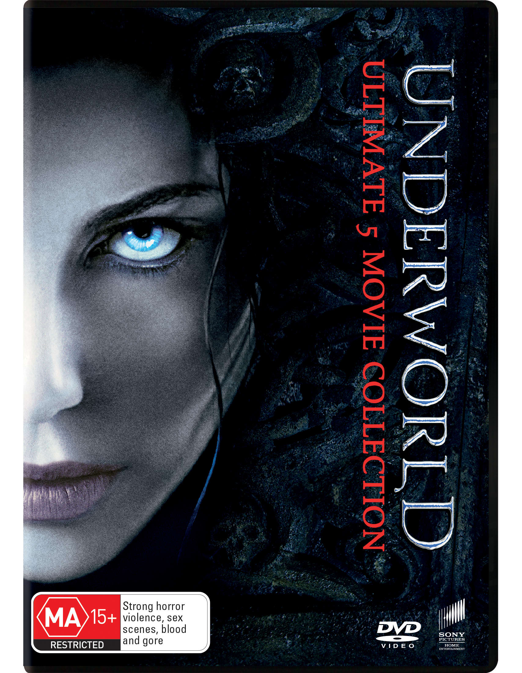 Underworld: Ultimate 5-movie Collection (Box Set) [DVD]