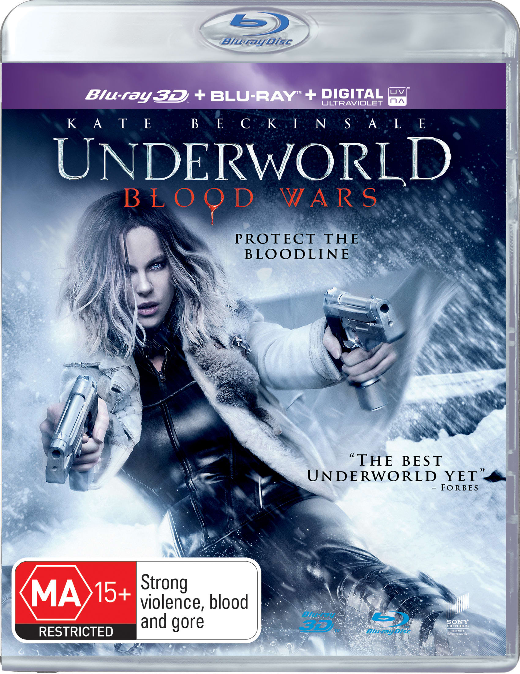 Underworld: Blood Wars (3D Edition with 2D Edition) [Blu-ray]