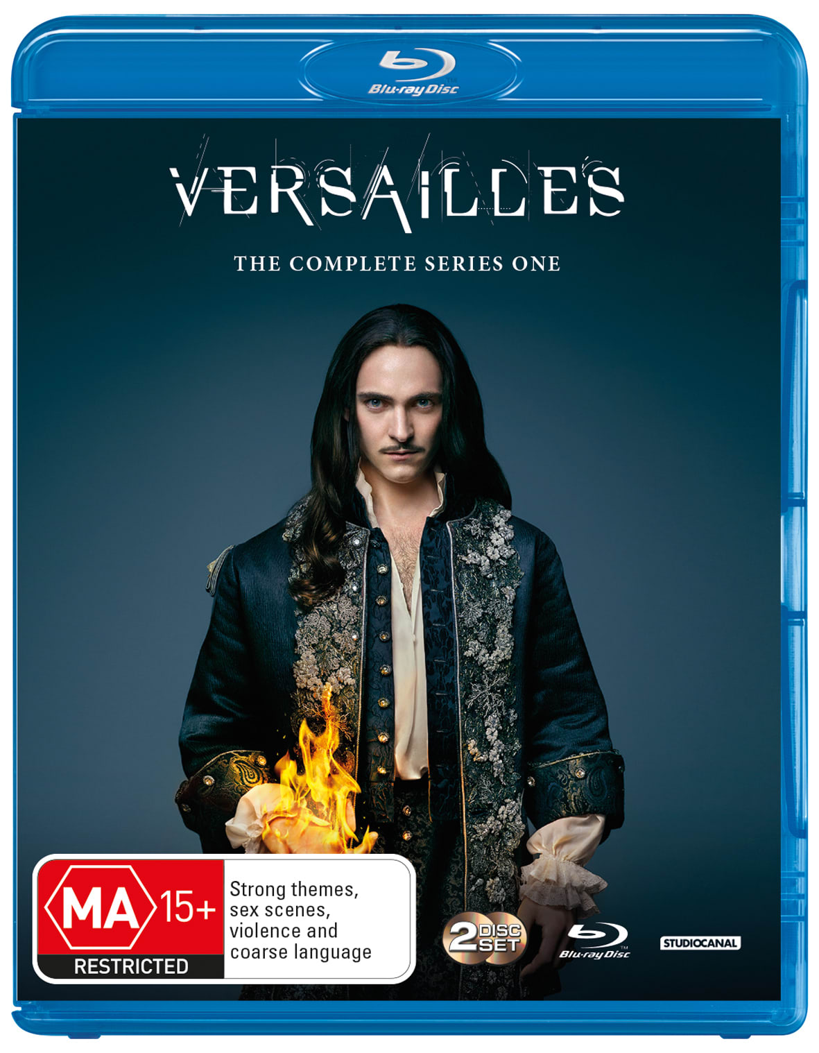 Versailles: The Complete Series One [Blu-ray]