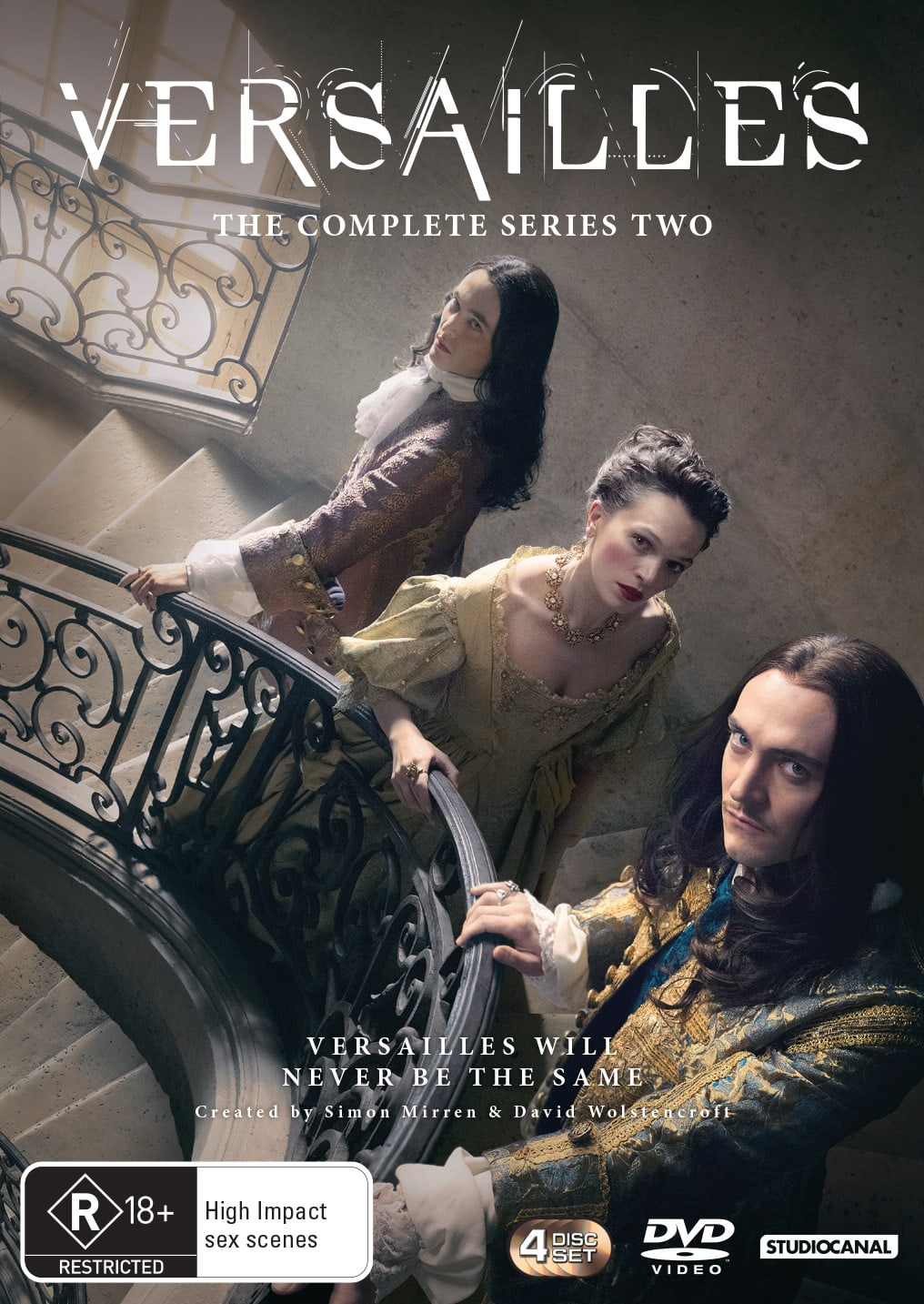 Versailles: The Complete Series Two [DVD]
