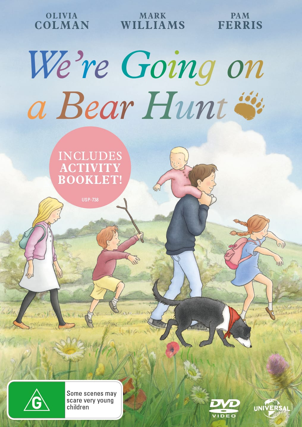 We're Going On a Bear Hunt [DVD]