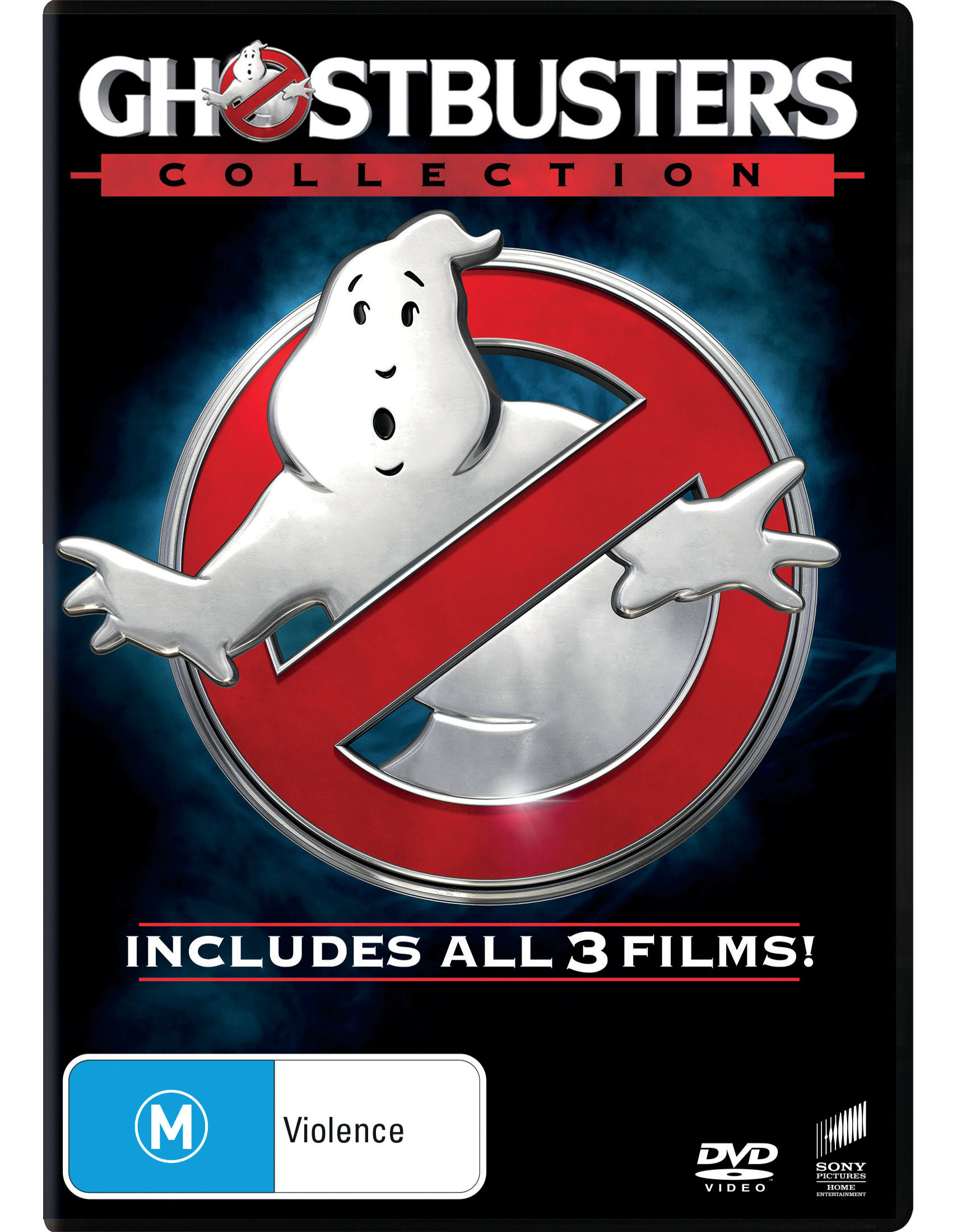 Ghostbusters 1-3 Collection [DVD]