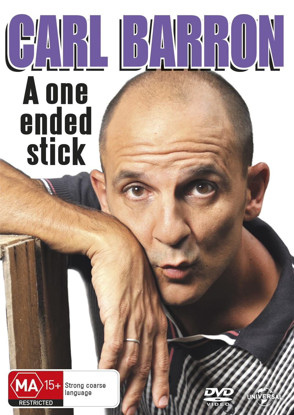 Carl Barron: A One Ended Stick [DVD]