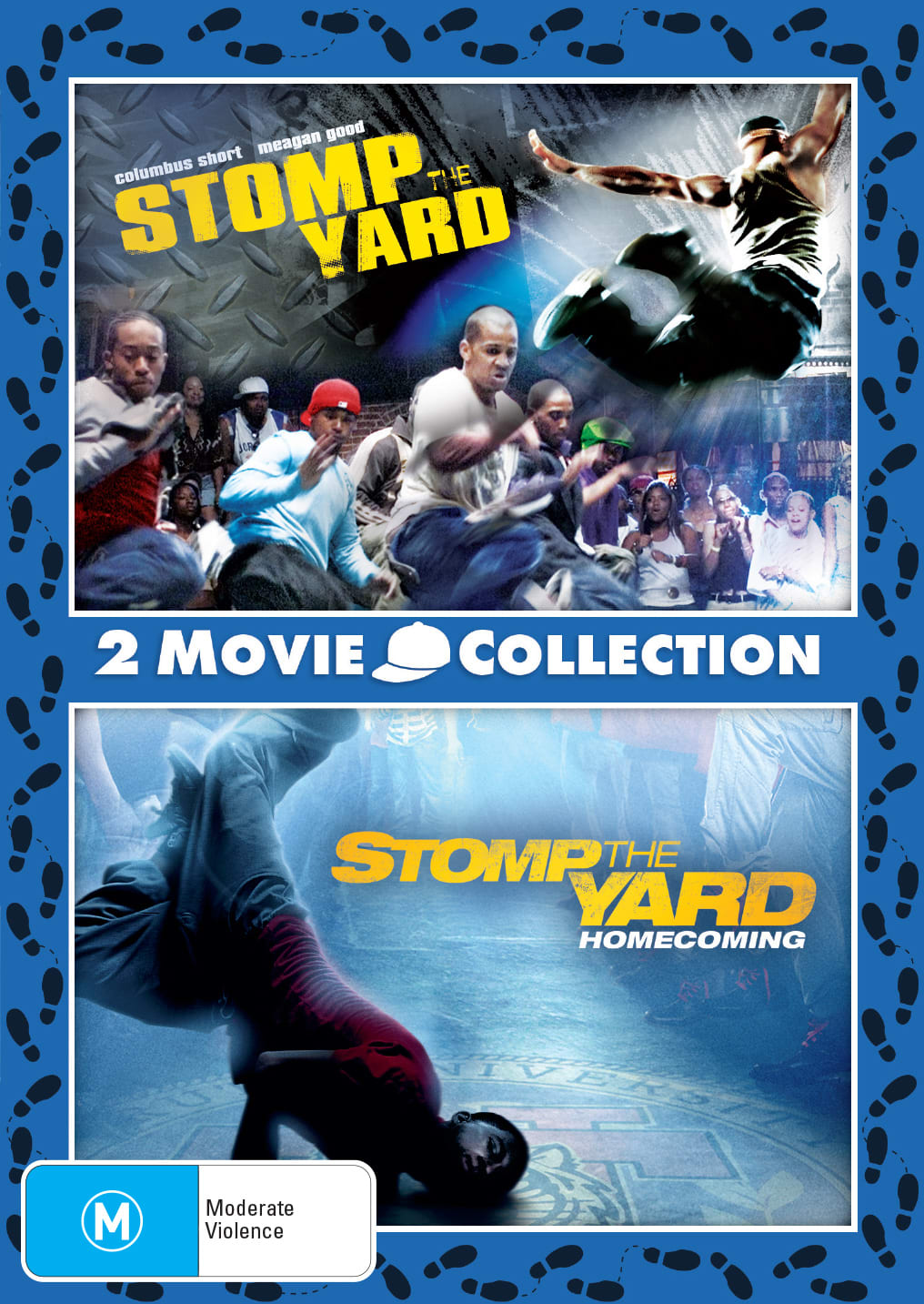 Stomp the Yard/Stomp the Yard: Homecoming [DVD]