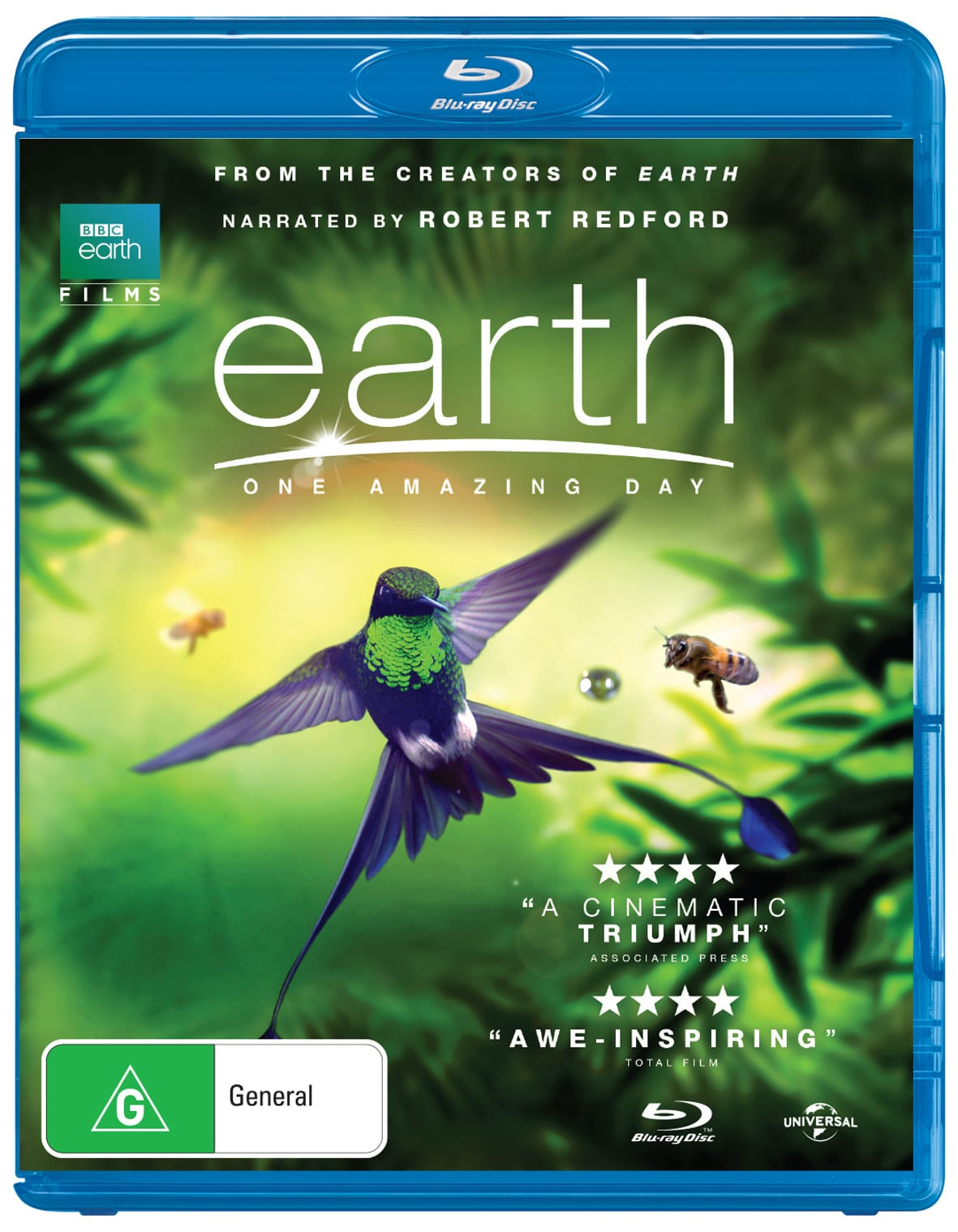 Earth - One Amazing Day [Blu-ray]