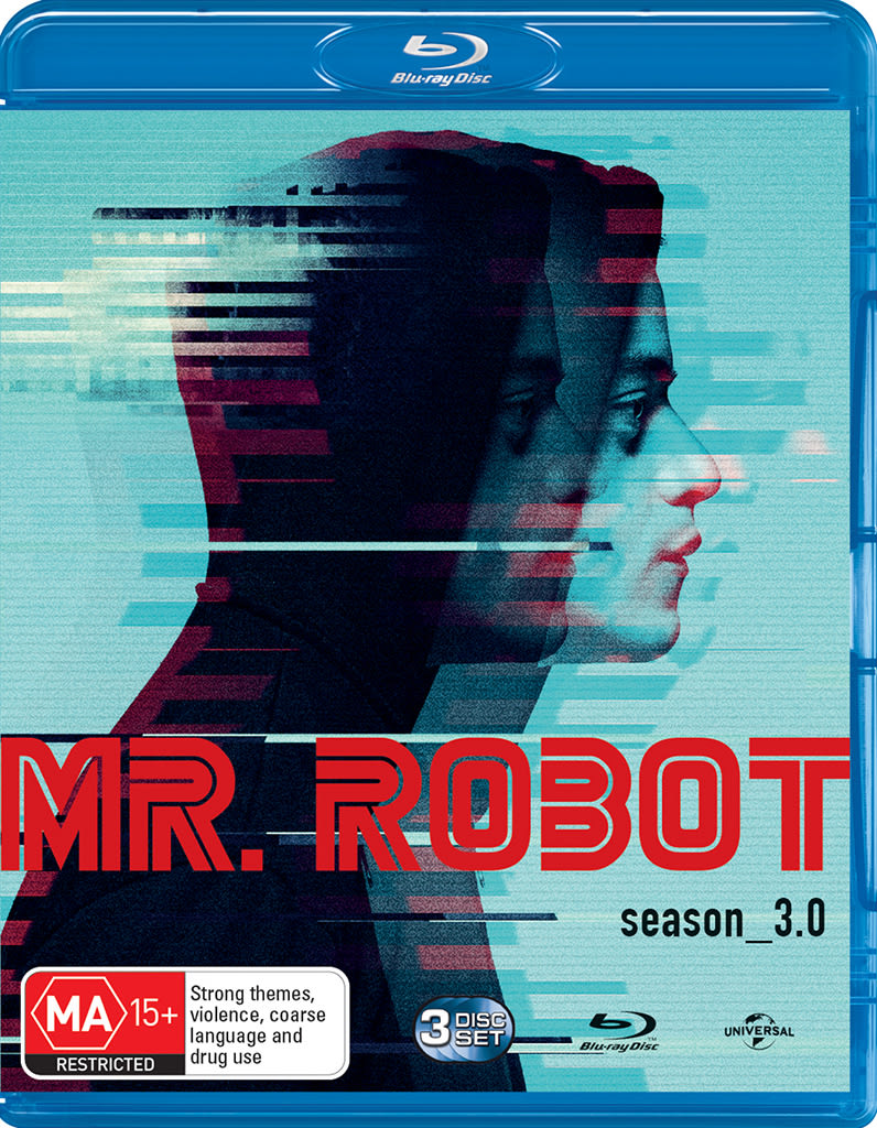 Mr. Robot: Season_3.0 (Box Set) [Blu-ray]