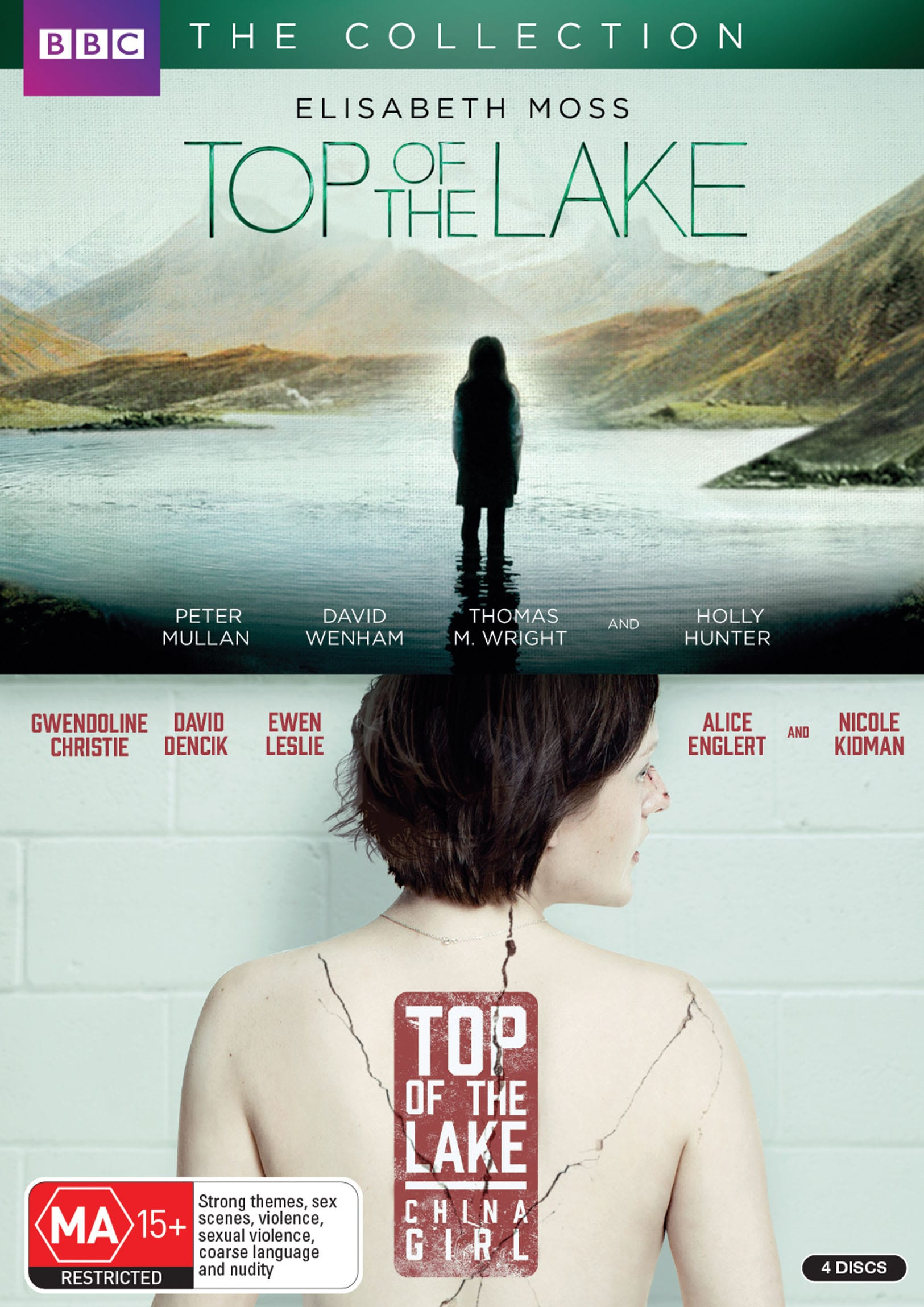 Top of the Lake: The Collection [DVD]