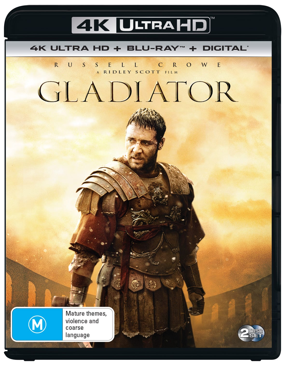 Gladiator (4K Ultra HD + Blu-ray) [UHD]