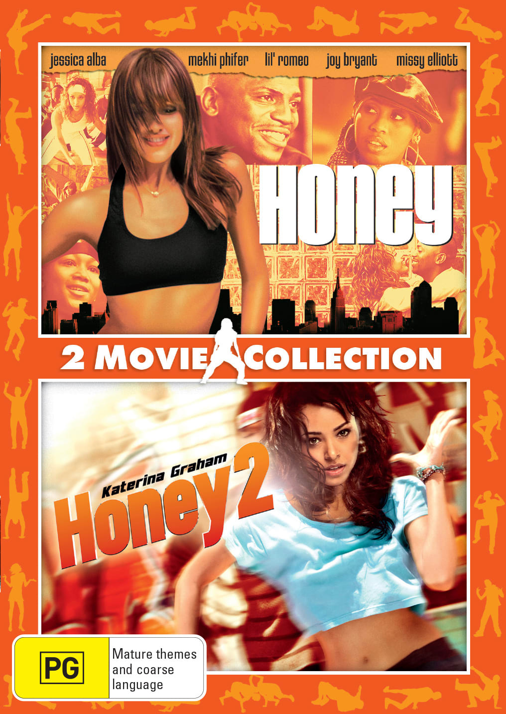 Honey/Honey 2 [DVD]