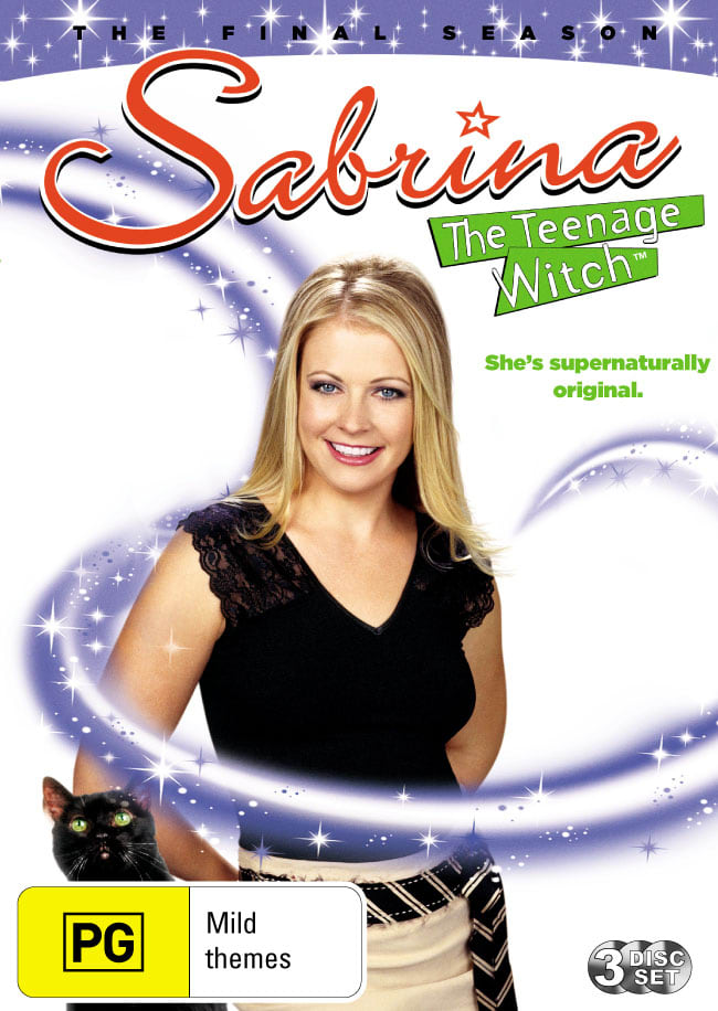 Sabrina the Teenage Witch: The Seventh Season (Box Set) [DVD]