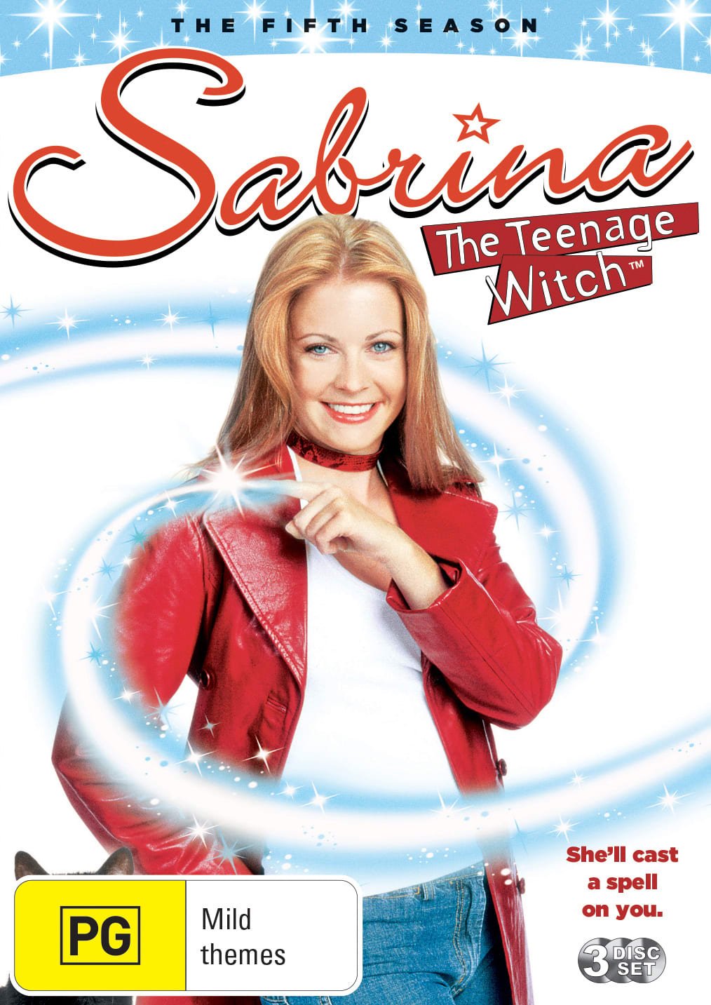 Sabrina the Teenage Witch: The Fifth Season (Box Set) [DVD]