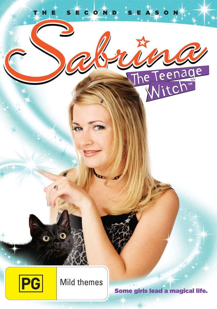 Sabrina the Teenage Witch: The Second Season (Box Set) [DVD]