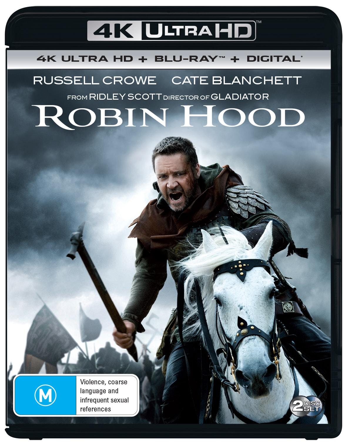 Robin Hood (4K Ultra HD + Blu-ray) [UHD]