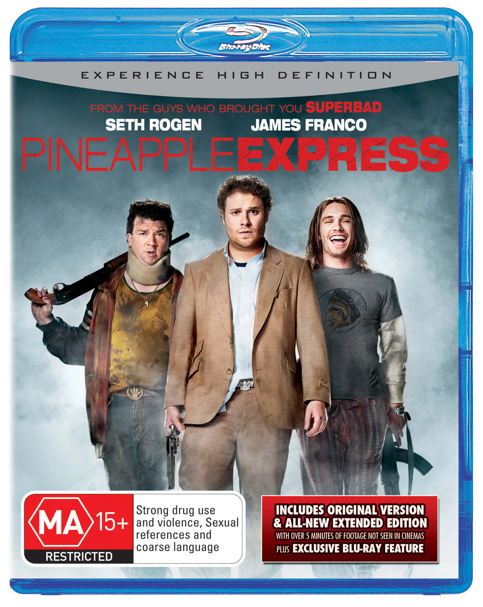 Pineapple Express [Blu-ray]