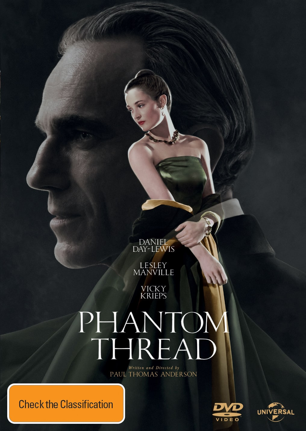 Phantom Thread [DVD]