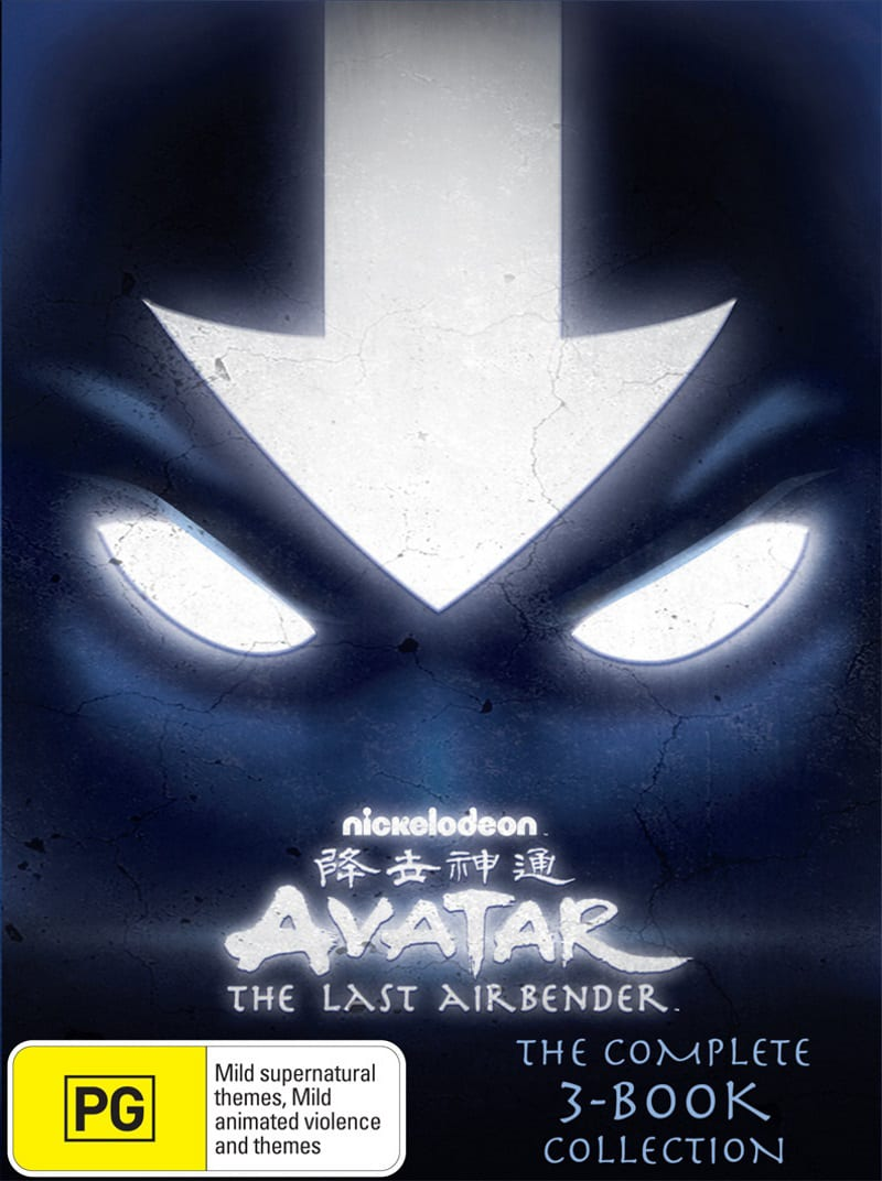 Avatar - The Last Airbender - The Complete Collection (Box Set) [DVD]