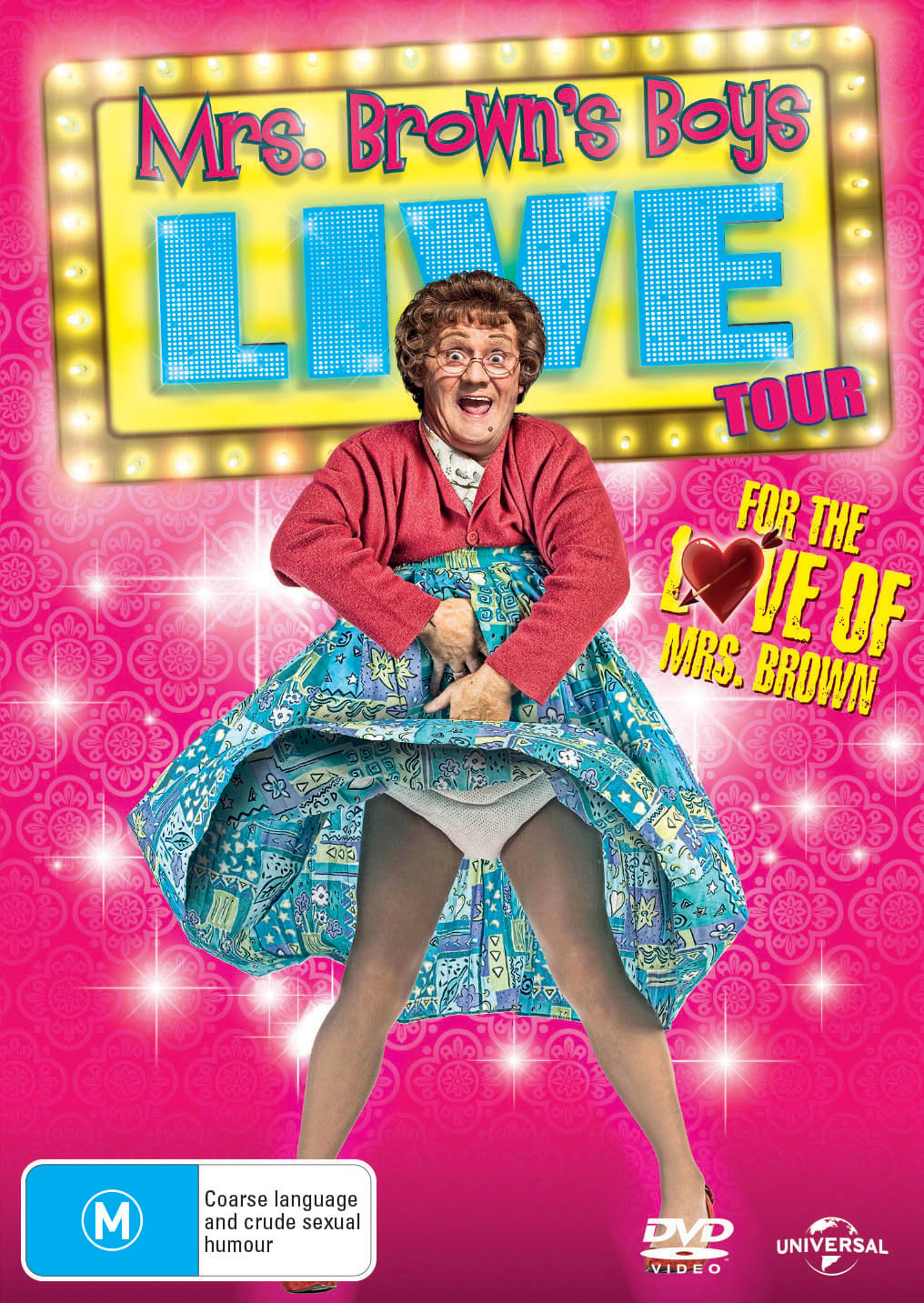 Mrs Brown's Boys: For the Love of Mrs Brown [DVD]