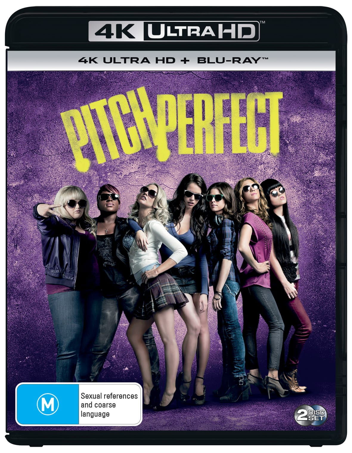 Pitch Perfect (4K Ultra HD + Blu-ray) [UHD]