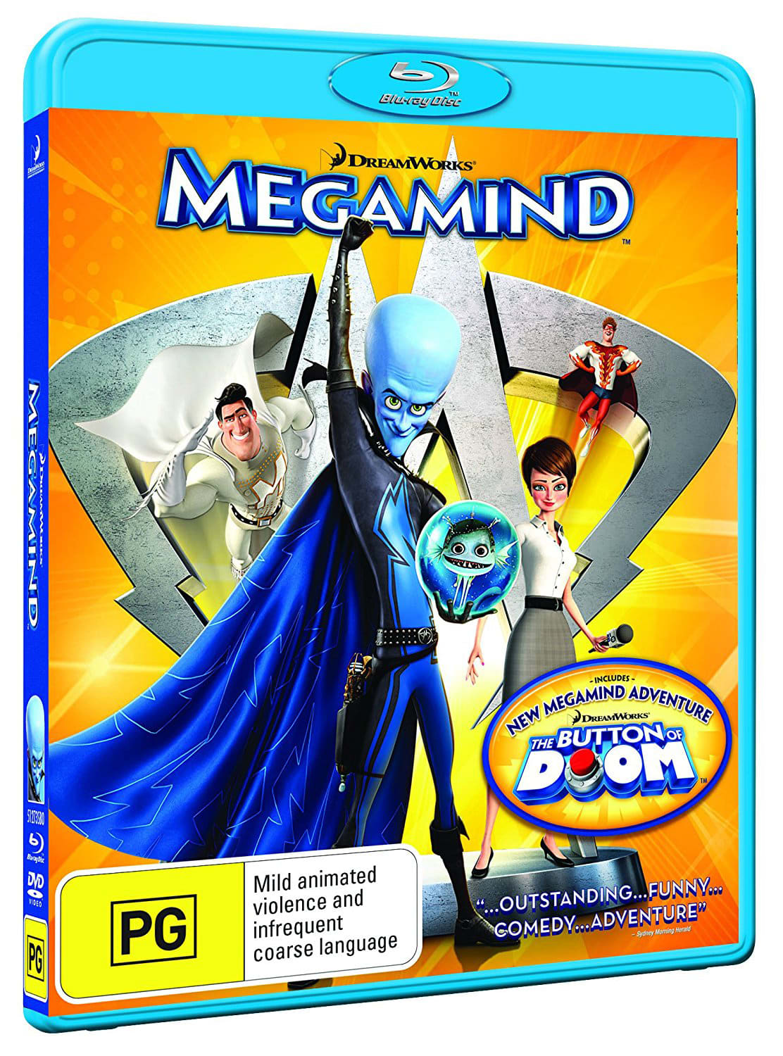 Megamind [Blu-ray]