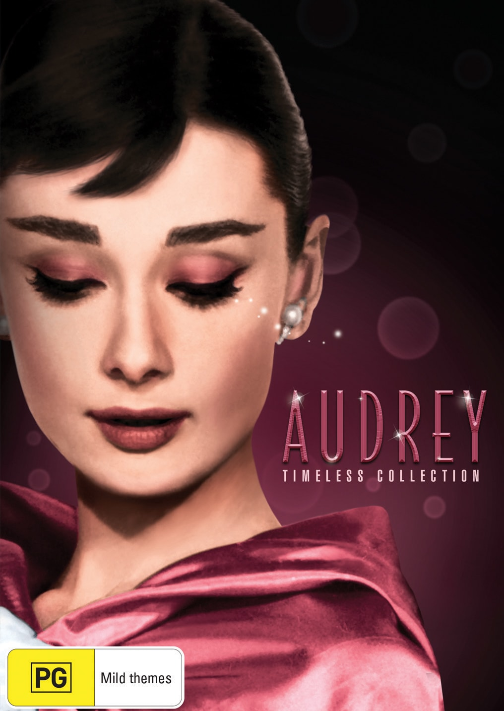 Audrey Hepburn Timeless Collection (Box Set) [DVD]