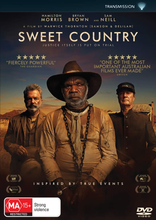 Sweet Country [DVD]