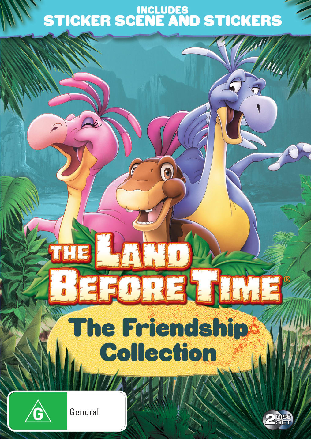 The Land Before Time - The Friendship Collection [DVD]