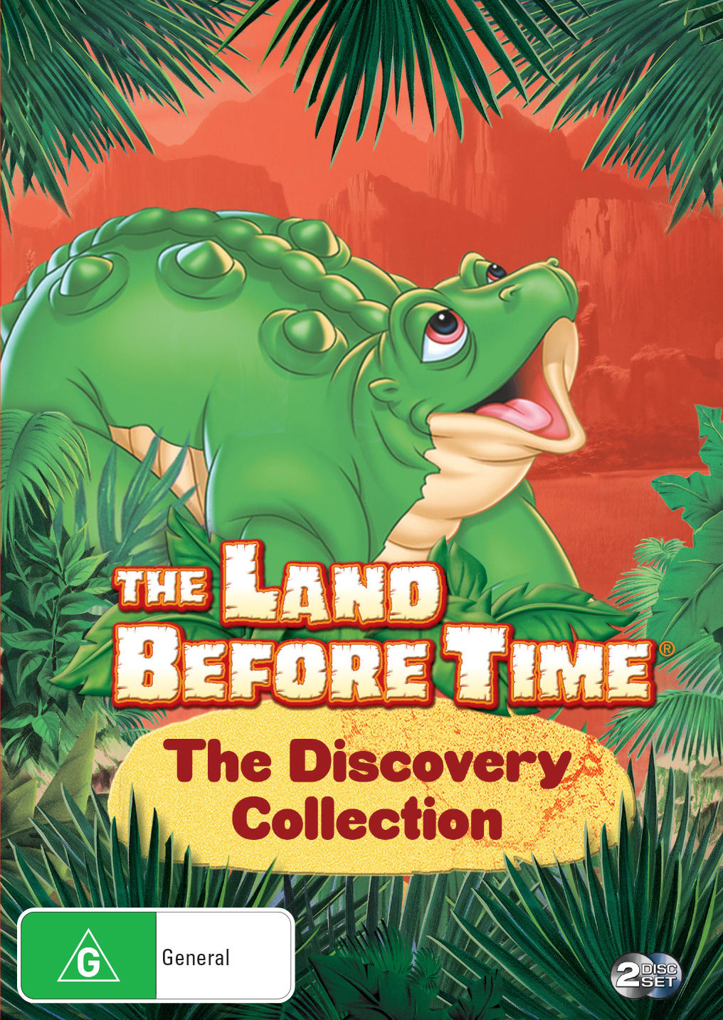 The Land Before Time - The Discovery Collection [DVD]