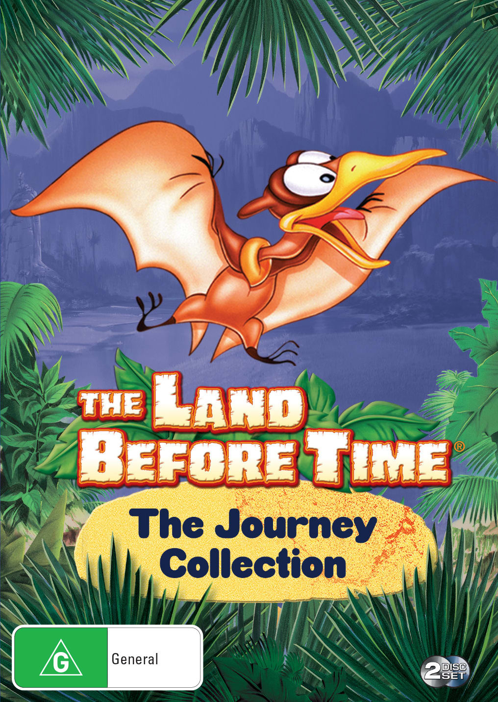 The Land Before Time - The Journey Collection [DVD]