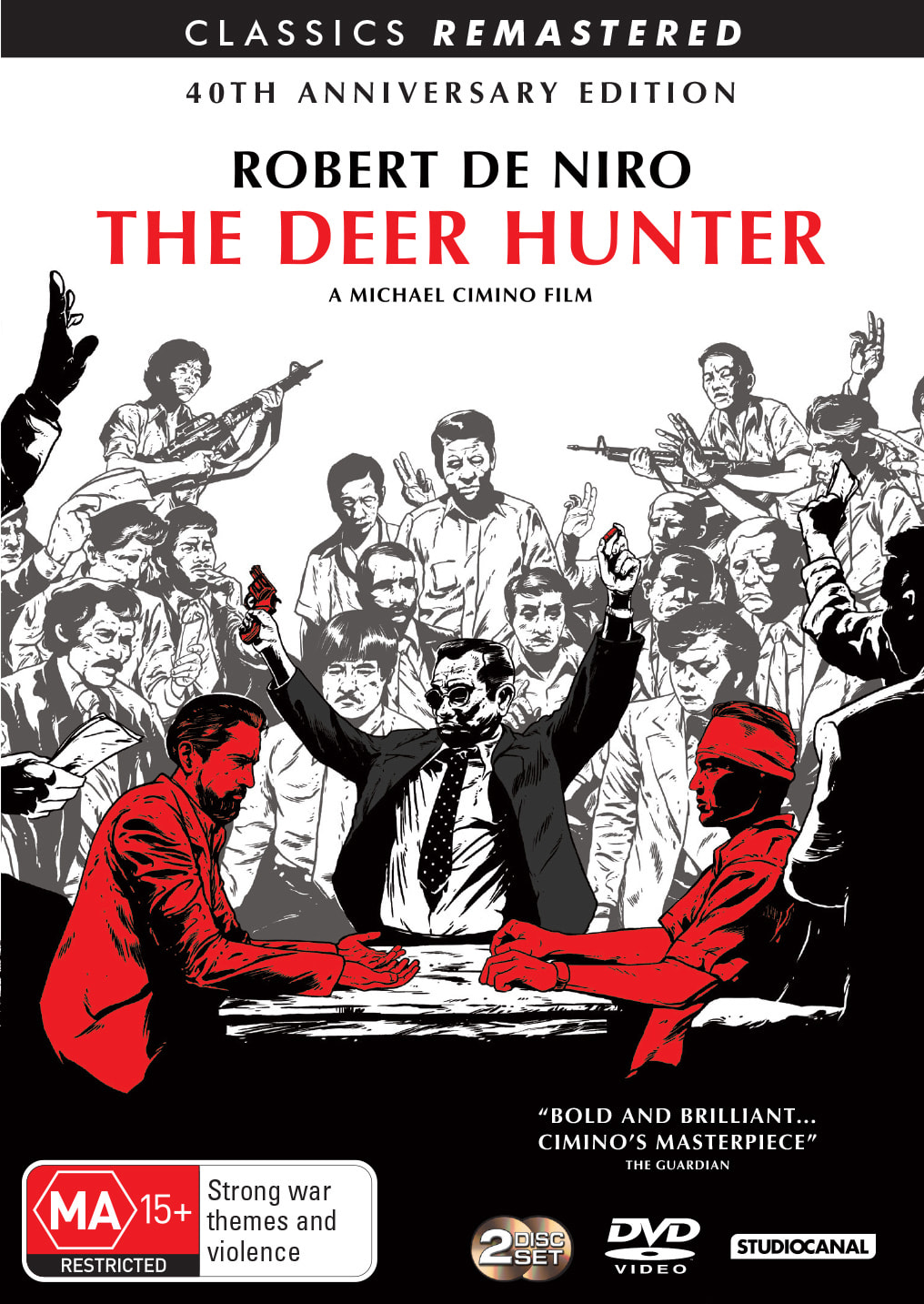 The Deer Hunter (40th Anniversary Edition) [DVD]