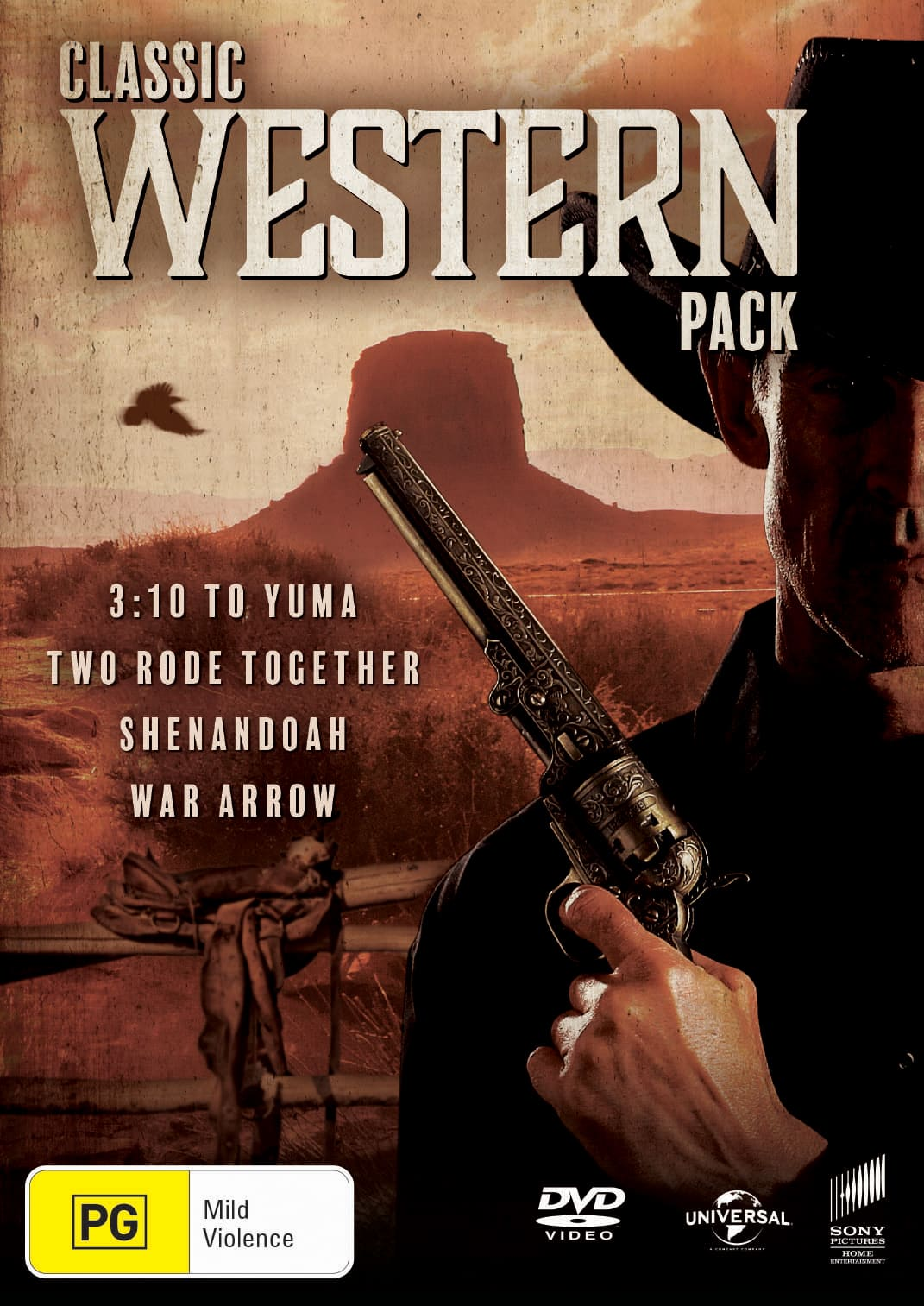 Classic Western Collection (Box Set) [DVD]