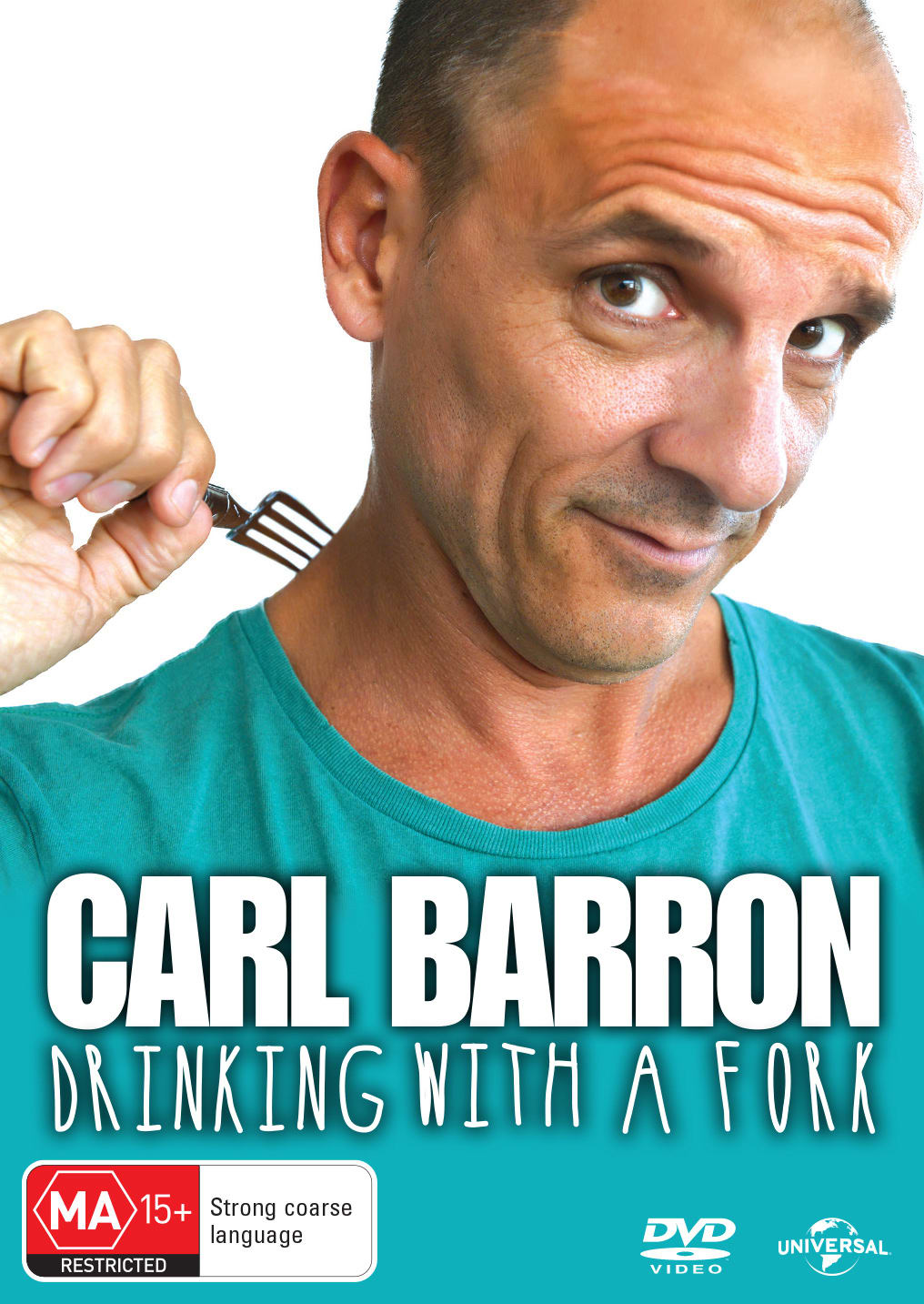 Carl Barron: Drinking With a Fork [DVD]