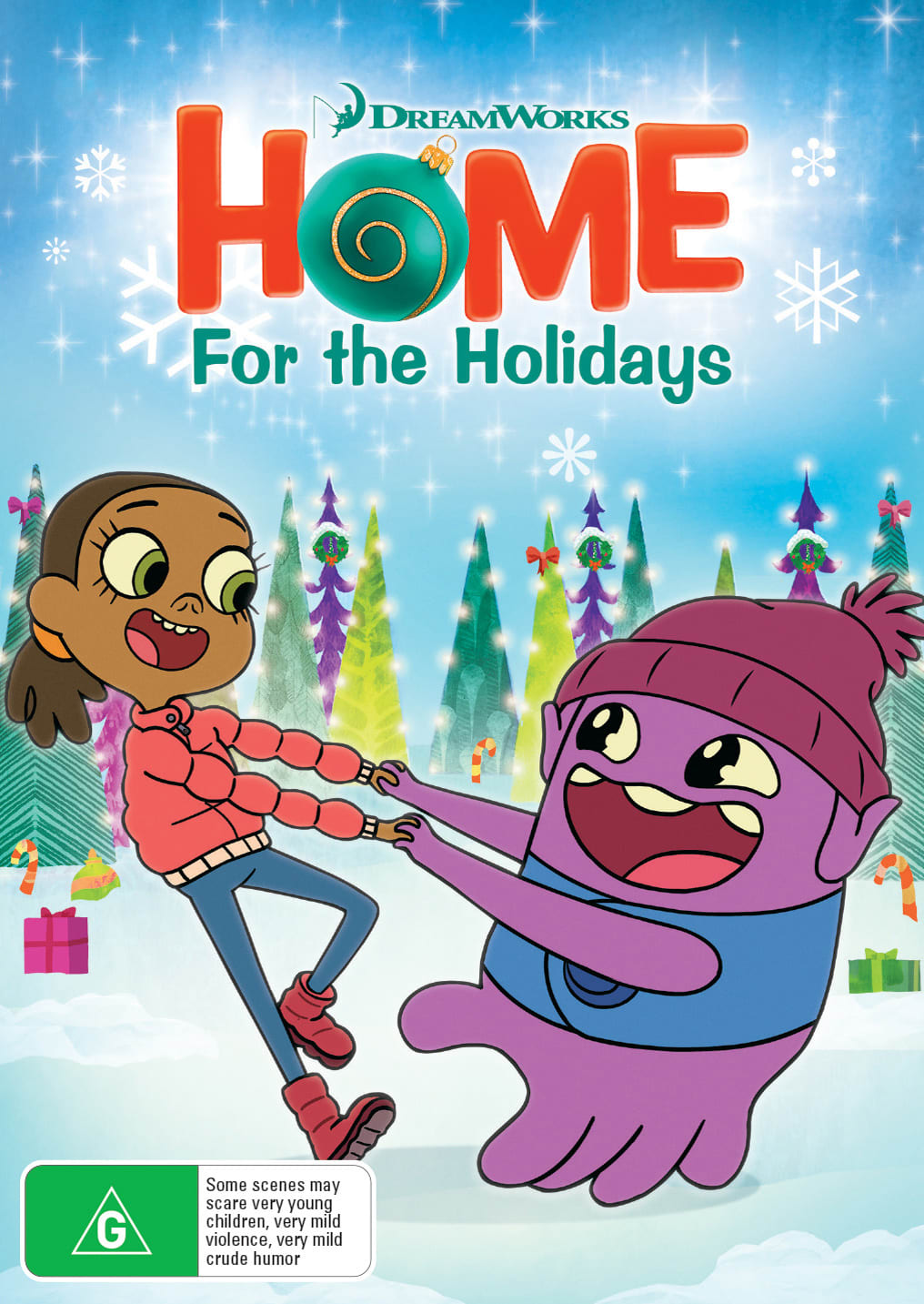 Home - For the Holidays [DVD]