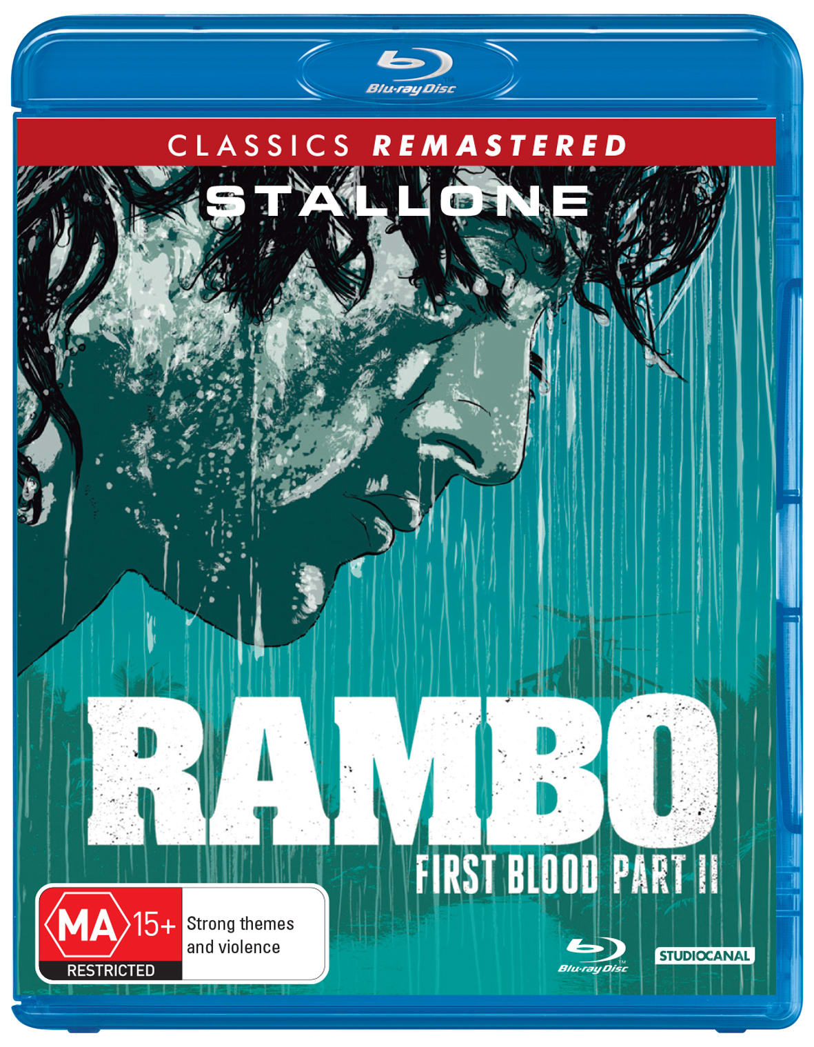 Rambo - First Blood: Part II [Blu-ray]